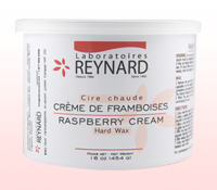 Raspberry Cream Hard Wax