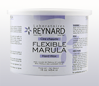 Flexible Marula Hard Wax